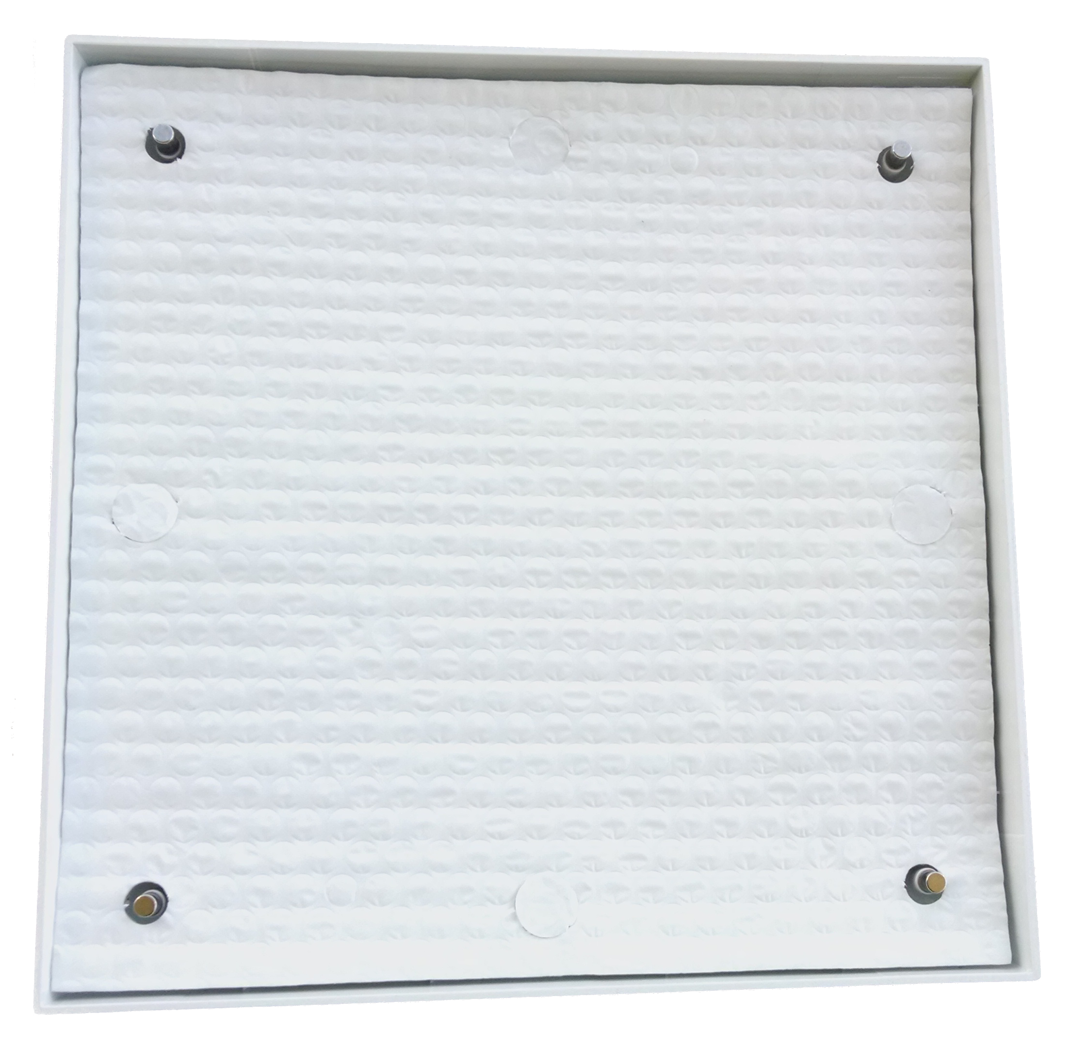 Elima Draft Insulated Magnetic Register Vent Cover For